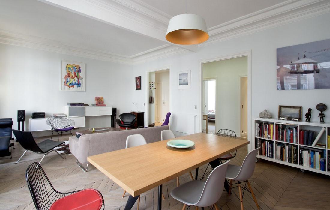 APPARTEMENT – AMSTERDAM | FELD ARCHITECTURE l Architectes à Paris ...