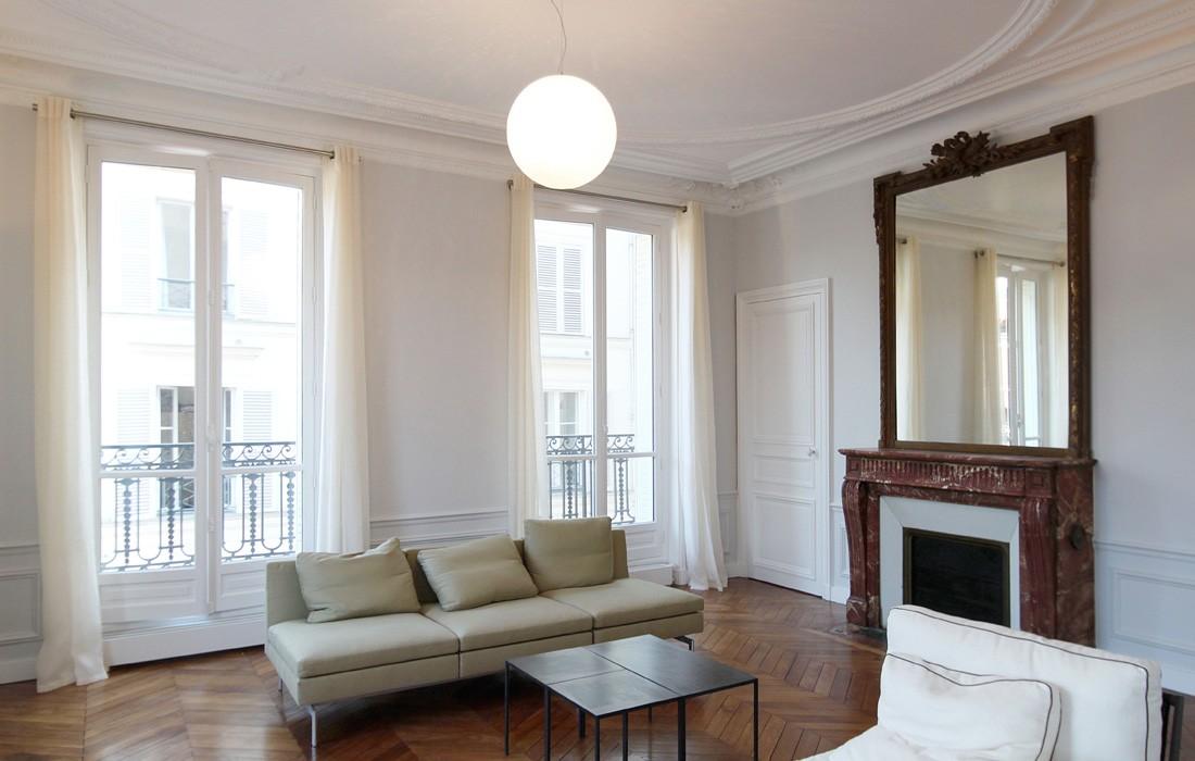 saint germain des pr s feld architecture l architectes paris 75007. Black Bedroom Furniture Sets. Home Design Ideas