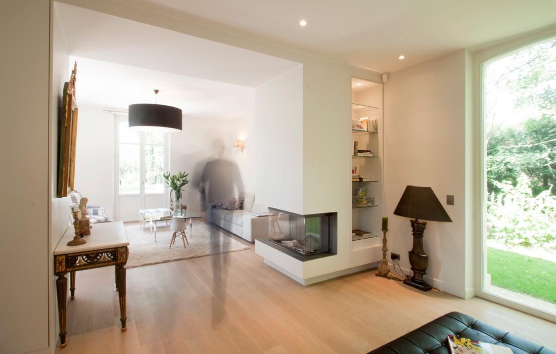 maison le vesinet feld architecture l architectes paris 75007. Black Bedroom Furniture Sets. Home Design Ideas