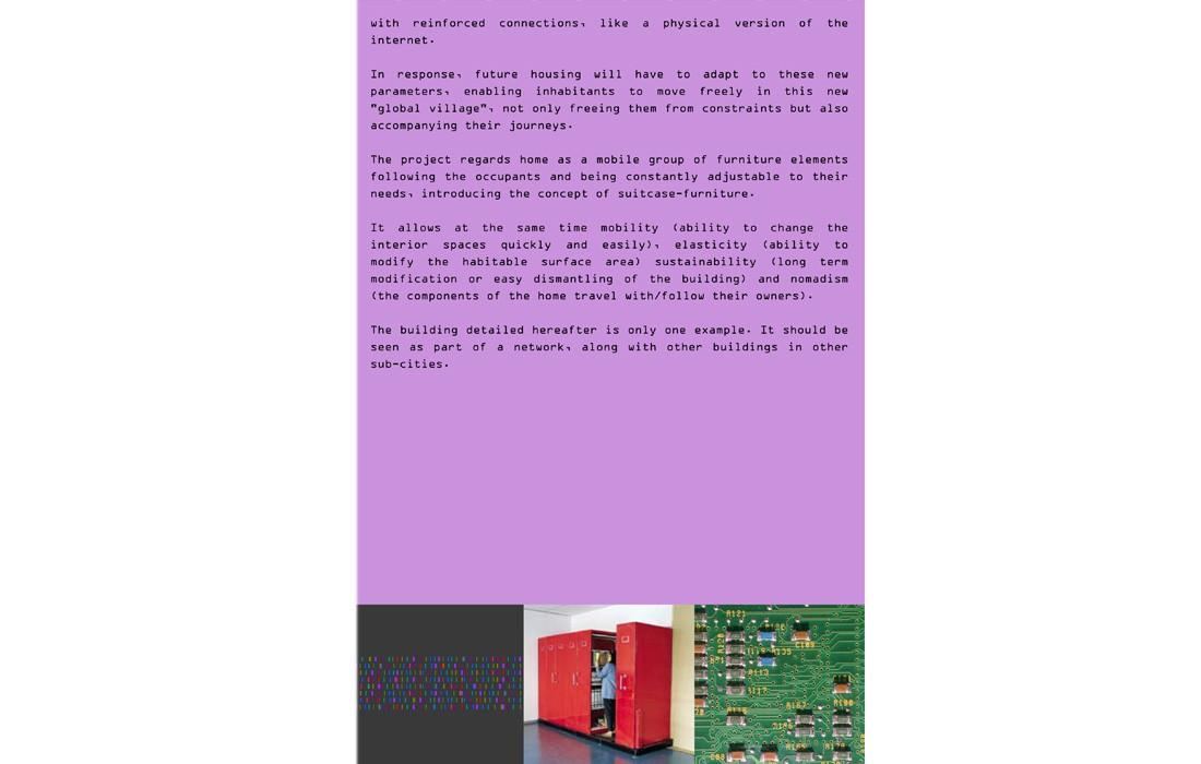 Future Vision Housing Feld Architecture L Architectes 224 Paris 75007
