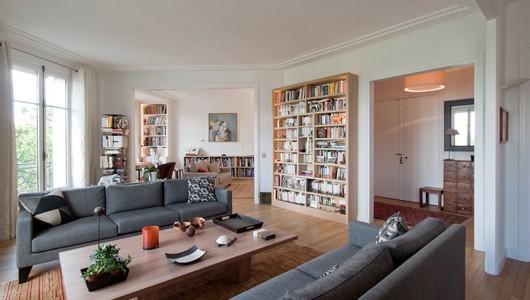 projets feld architecture l architectes paris 75007. Black Bedroom Furniture Sets. Home Design Ideas