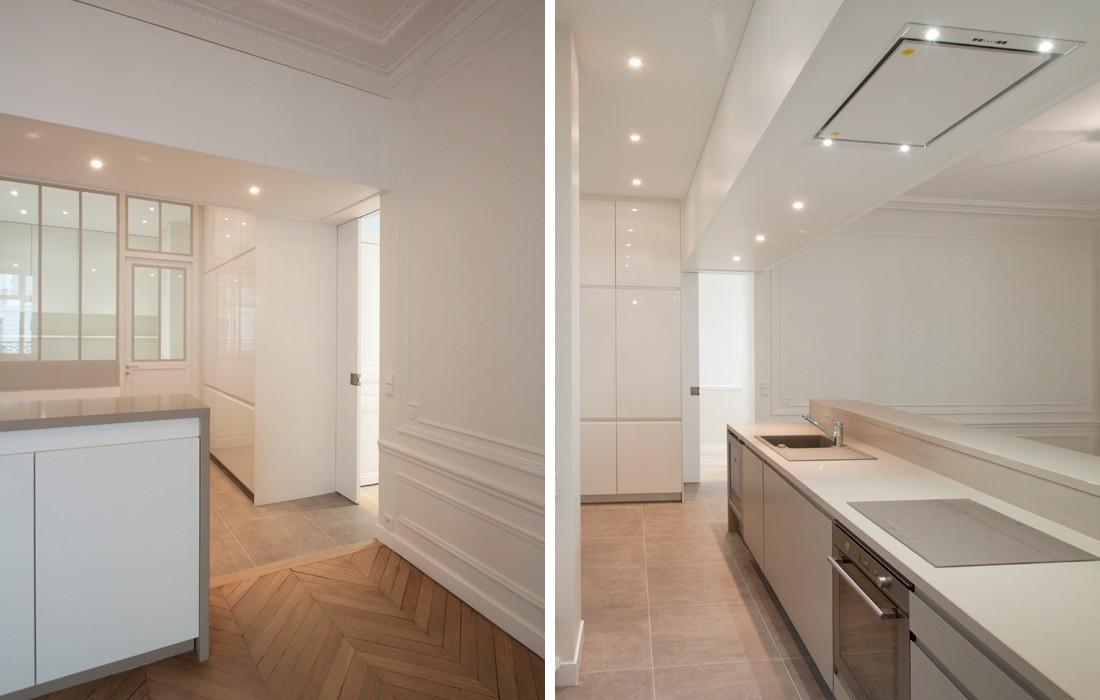 victor hugo feld architecture l architectes paris 75007. Black Bedroom Furniture Sets. Home Design Ideas