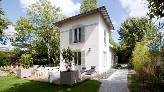 Vignette-Maison Vésinet-FELD Architecture-Architecte à Paris