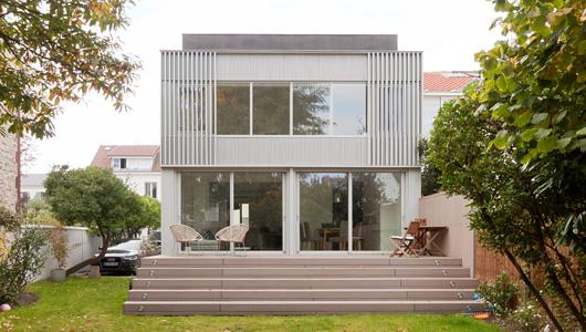 Vignette-Maison Courbevoie-FELD Architecture-Architecte à Paris