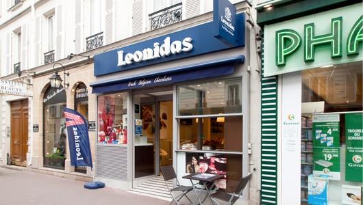 Vignette-Magasin Leonidas-FELD Architecture-Architecte à Paris