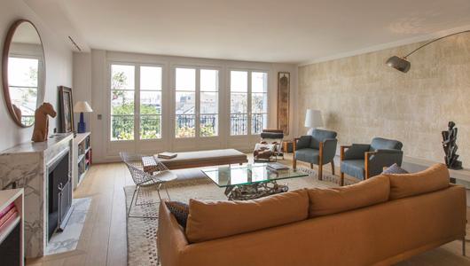 Vignette-Appartement Sainte-Clotilde-FELD Architecture-Architecte à Paris