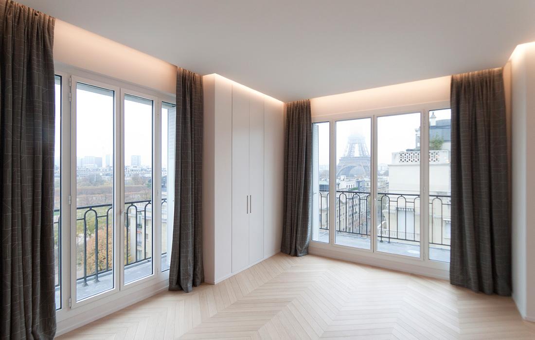 01-Appartement-Champ-de-Mars-FELD Architecture-Architecte-Paris